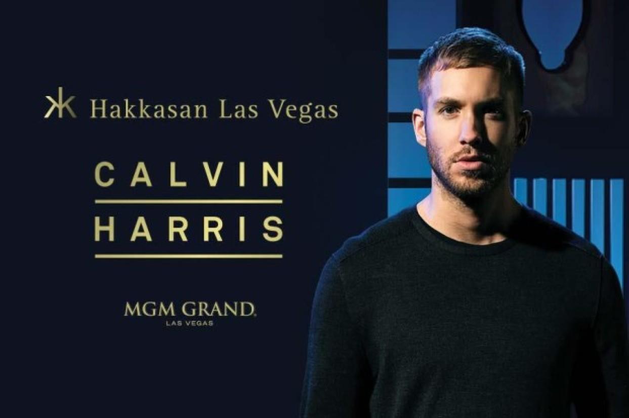Calvin Harris at Hakkasan – Sunday Night June 22nd