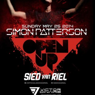 Simon Patterson Live at the Monarch in Phoenix May 25th