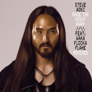 Steve Aoki with Rage the Night Away