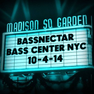 Bassnectar brings Bass Center to MSG October 4
