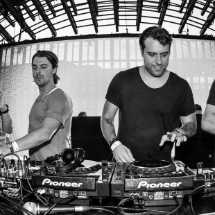 Axwell /\ Ingrosso Initiate Silent Song Premiere