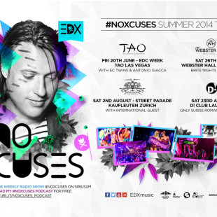 EDX Announces #Noxcuses Tour