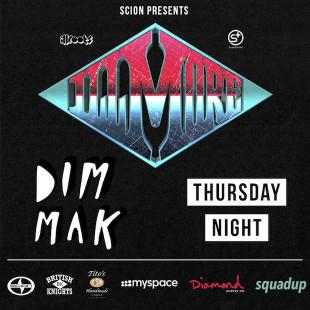 Steve Aoki @ ILLMORE – SXSW   Thursday Mar 14th