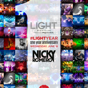 Nicky Romero Light Nighclub June 18th Event Coverage