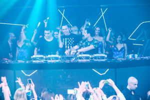 Tiesto with Dzeko & Torres_ Hakkasan LV_7.4.14_Powers Imagery