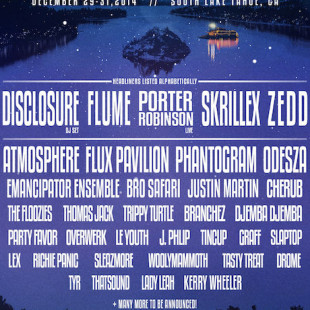 SNOWGLOBE BRINGS THE HEAT TO WINTER FESTIVAL SEASON