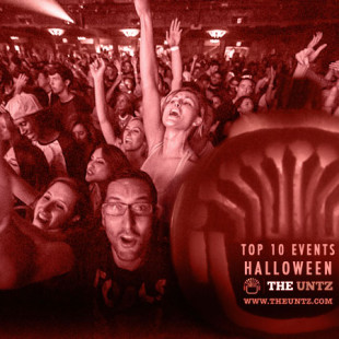 Top 10 Halloween EDM Events