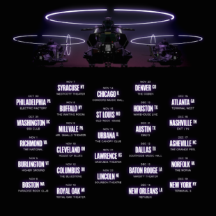 RL Grime, Lunice close VOID tour