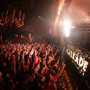 Event Review Kaskade at XS Jan 10th