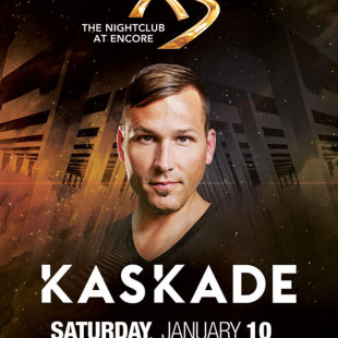 Kaskade Show Preview XS Las Vegas Sat Jan 10th
