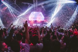 Crowd_Hakkasan Nightclub_Photo Credit Aaron Garcia