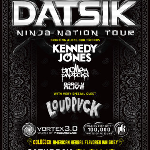 Datsik unleashes his 'Ninja Nation' on Terminal 5 NYC