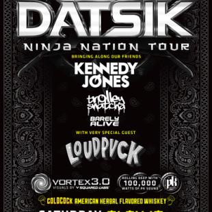 Datsik unleashes his 'Ninja Nation' on Terminal 5 NYC