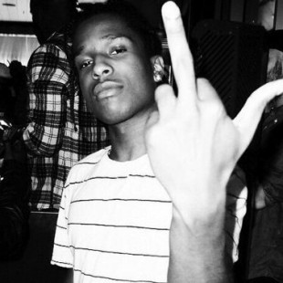"A$AP Rocky Shares New Single ""Indie"" Ft. Sway Burr & Rich Homie Quan"