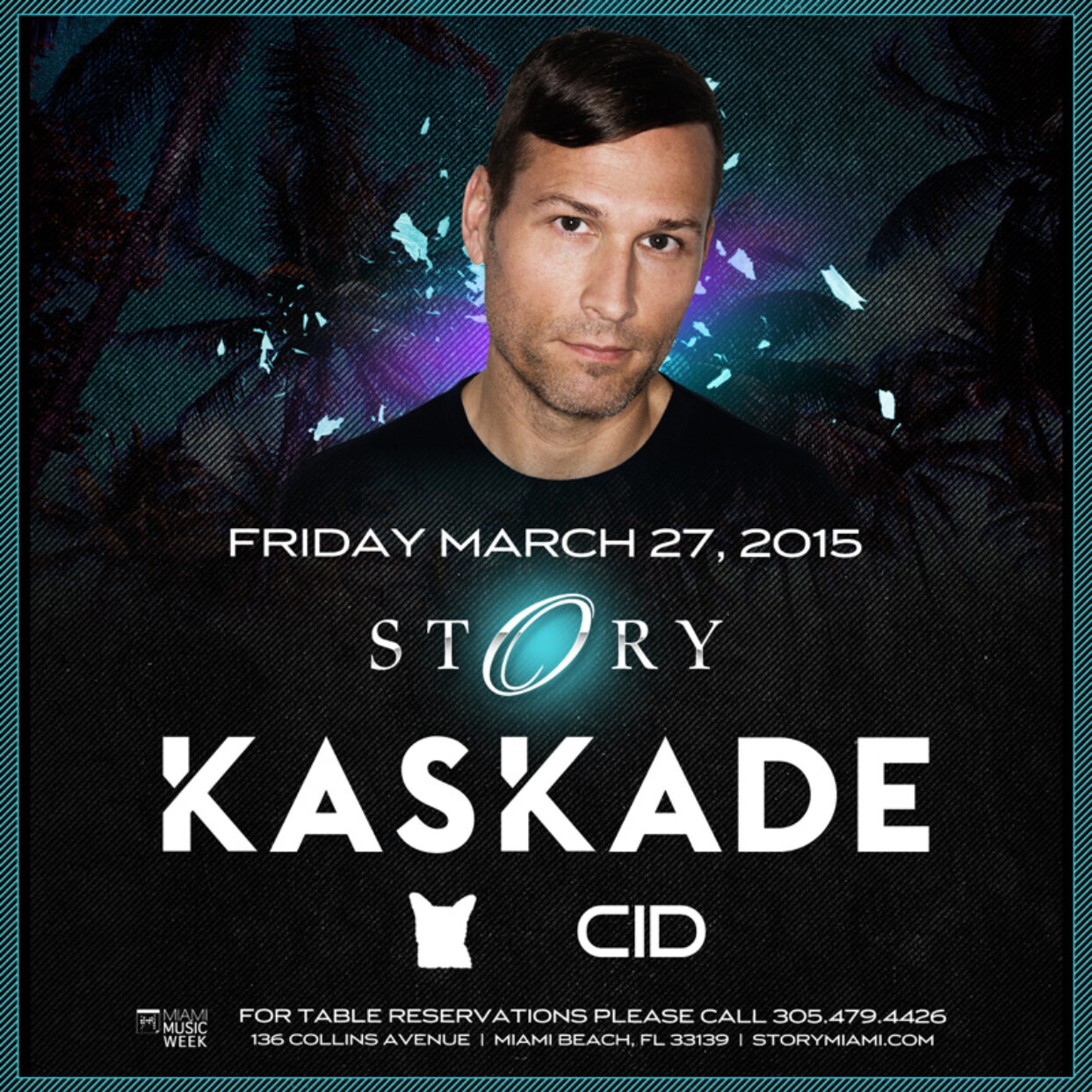 Kaskade at Story Miami March 27th Preview