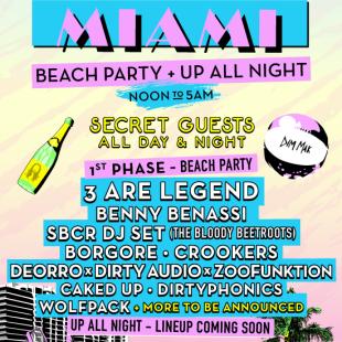 Dim Mak Miami 2015 Preview