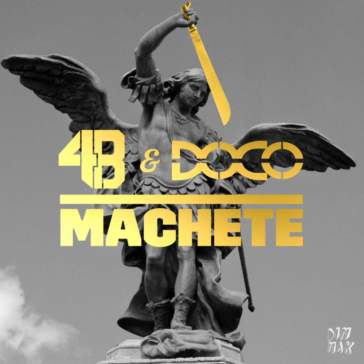 "4B & DOCO ""Machete"" Out Now on Dim Mak"