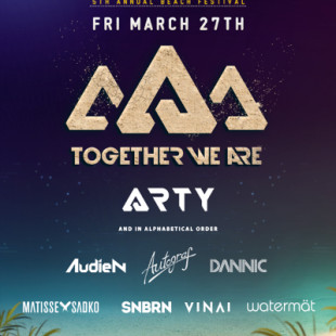 ARTY with We Are Stage Miami