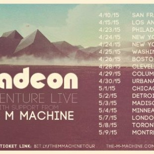 Madeon and M Machine in SF Friday