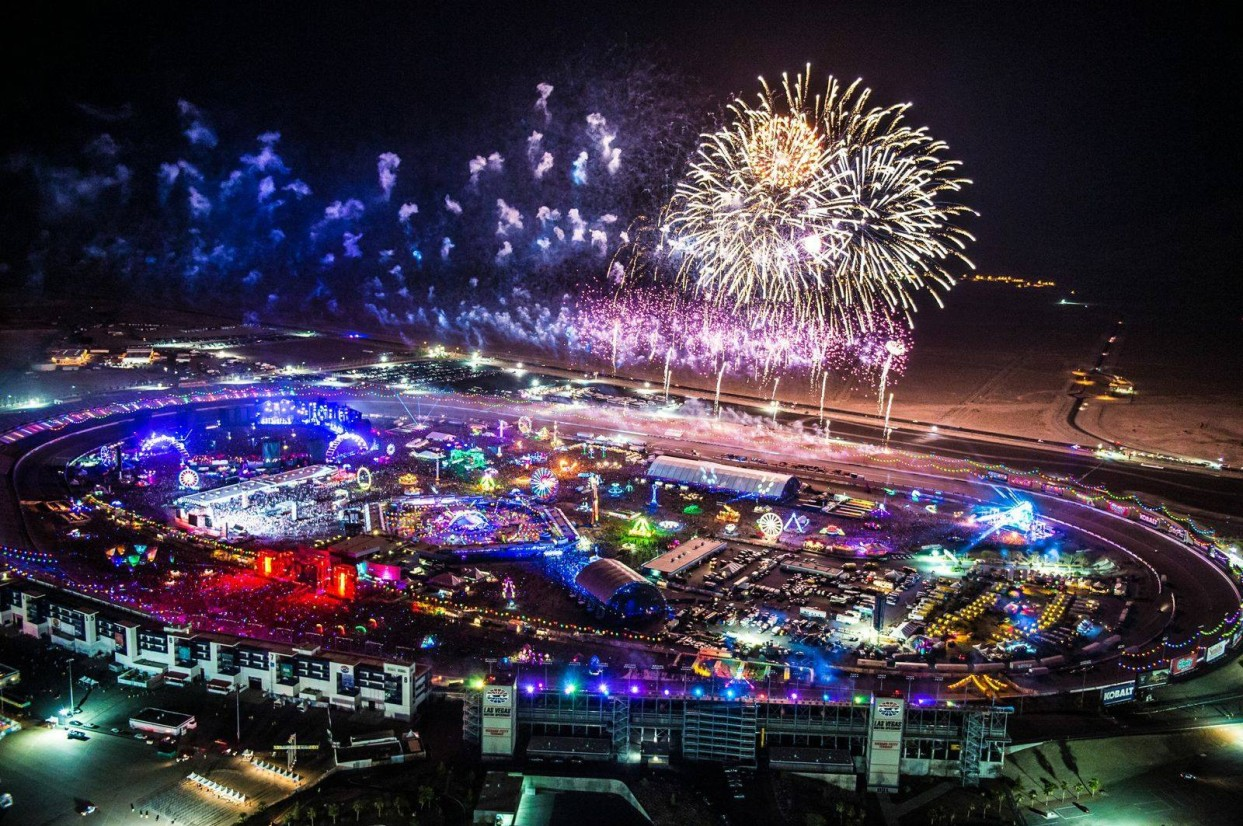 Insomniac Releases Official EDC Vegas Trailer