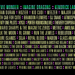 2015 LIFE IS BEAUTIFUL FESTIVAL ANNOUNCES LINEUP