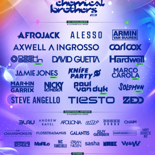 ULTRA EUROPE REVEALS PHASE TWO LINEUP