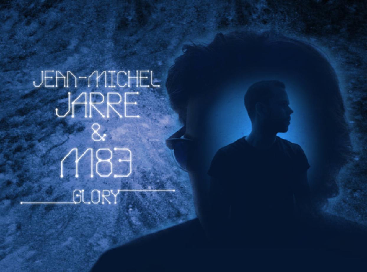 JEAN-MICHEL JARRE & M83 RELEASE 'GLORY'