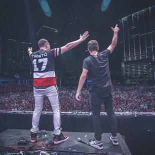 The Only Way Is Up with Garrix & Tiësto
