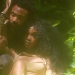 "Donald Glover Co-Stars With SZA In New Music Video For ""Garden"""