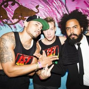 Listen to Major Lazer's Highly Unexpected Collab with Rudimental