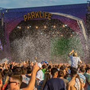 20 photos from Parklife, the UK's rowdiest festival