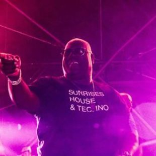 20 photos of Carl Cox storming Brooklyn's rave scene with Teksupport