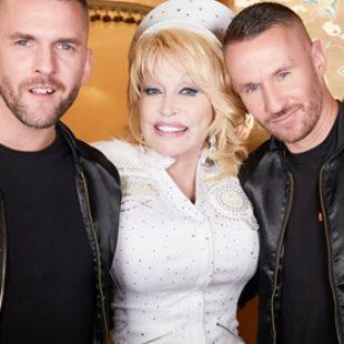 Dolly Parton, Galantis Host Bus Dance Party in 'Faith' Video