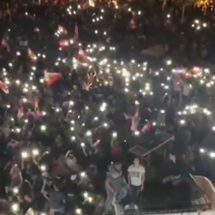 DJs Have Turned This Massive Nationwide Protest Into A Rave In The Streets [VIDEO]