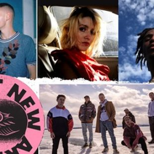 Best New Artists of the Month (September)