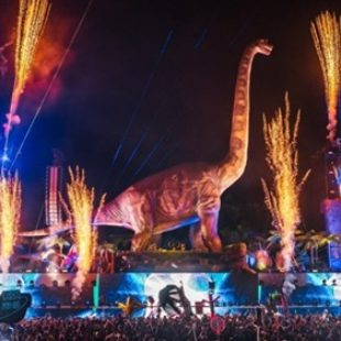 Watch Excision's Relentless 2-Hour Set From Lost Lands 2019