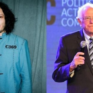 Jack White to Perform at Bernie Sanders Rally in Detroit