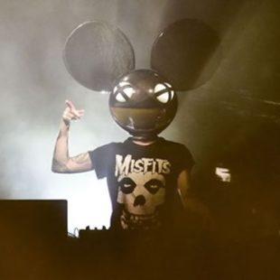 "LISTEN: Deadmau5 Unleashes Dark New Single, ""FALL"""