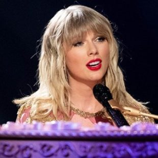 "Taylor Swift Shares New Song ""Christmas Tree Farm"": Listen"