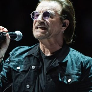 "U2 frontman wrote ""Let Your Love Be Known"" for Italians under lockdown"